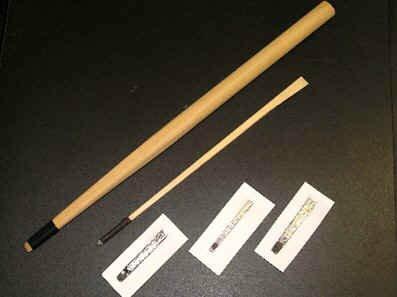 tebori sticks needle